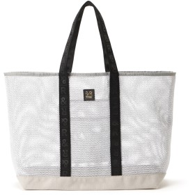 russet(ラシット)/Two Color Mesh Tote【&R】(T-116-WEB)