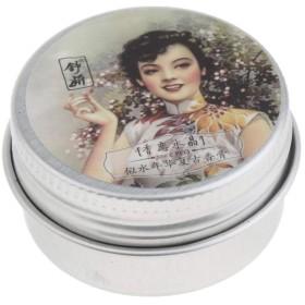 固体香り ソリッドパフューム バーム 固体香水 15g 香りクリーム 5タイプ選べ - 02