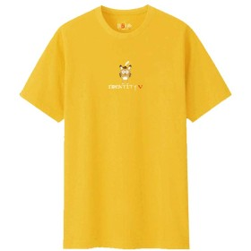 Rika-即納可能 Cosplay アイデンティティ5 Identity V 第五人格 ひげさん 公式サイトグッズ Tシャツ 半袖 男女兼用 イベント 通勤 学生 カップル 春夏衣装 二次元周辺(L)