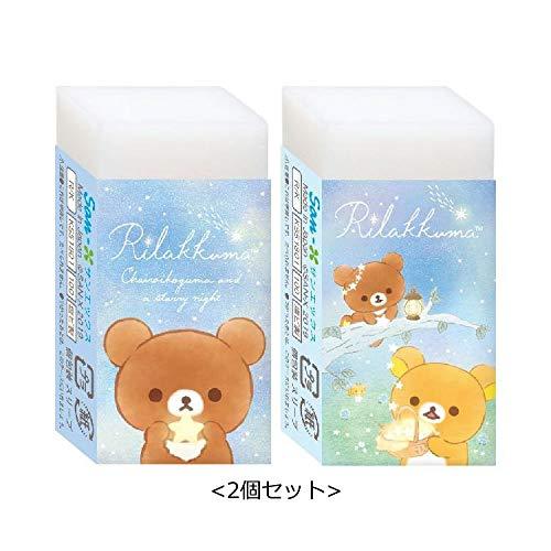 San-X Rilakkuma Sticker SE39301 Korilakkuma Meets Brown Bear Decoration Sticker