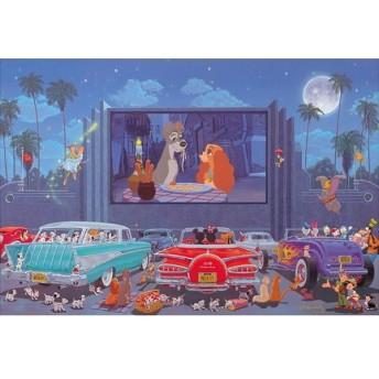ジグソーパズル ディズニー ナイト・アット・ザ・ムービー 1000ピース (D1000-058)[テンヨー]《11月予約》