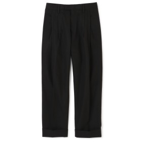 PAUL SMITH(ポールスミス)/COTTON PLEATED WIDE TROUSERS