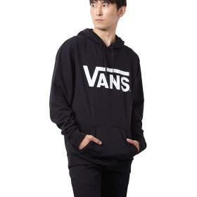 [VANS(バンズ)] パーカー メンズ Vans Classic Pullover Hoodie プルオーバー 裏起毛【M BLACK】 [並行輸入品]