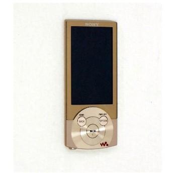 【中古】SONYウォークマン Aシリーズ NW-A856 ピンク/32GB 訳あり