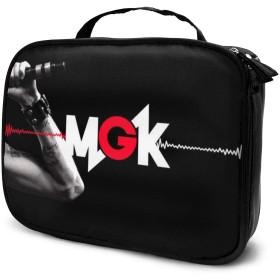 マシン・ガン・ケリー MGK メイクボックス 化粧品収納ボックス 化粧バッグ 化粧ポーチ 持ち運び便利 家用に大活躍な化粧箱 小物整理 プレゼント ギフト