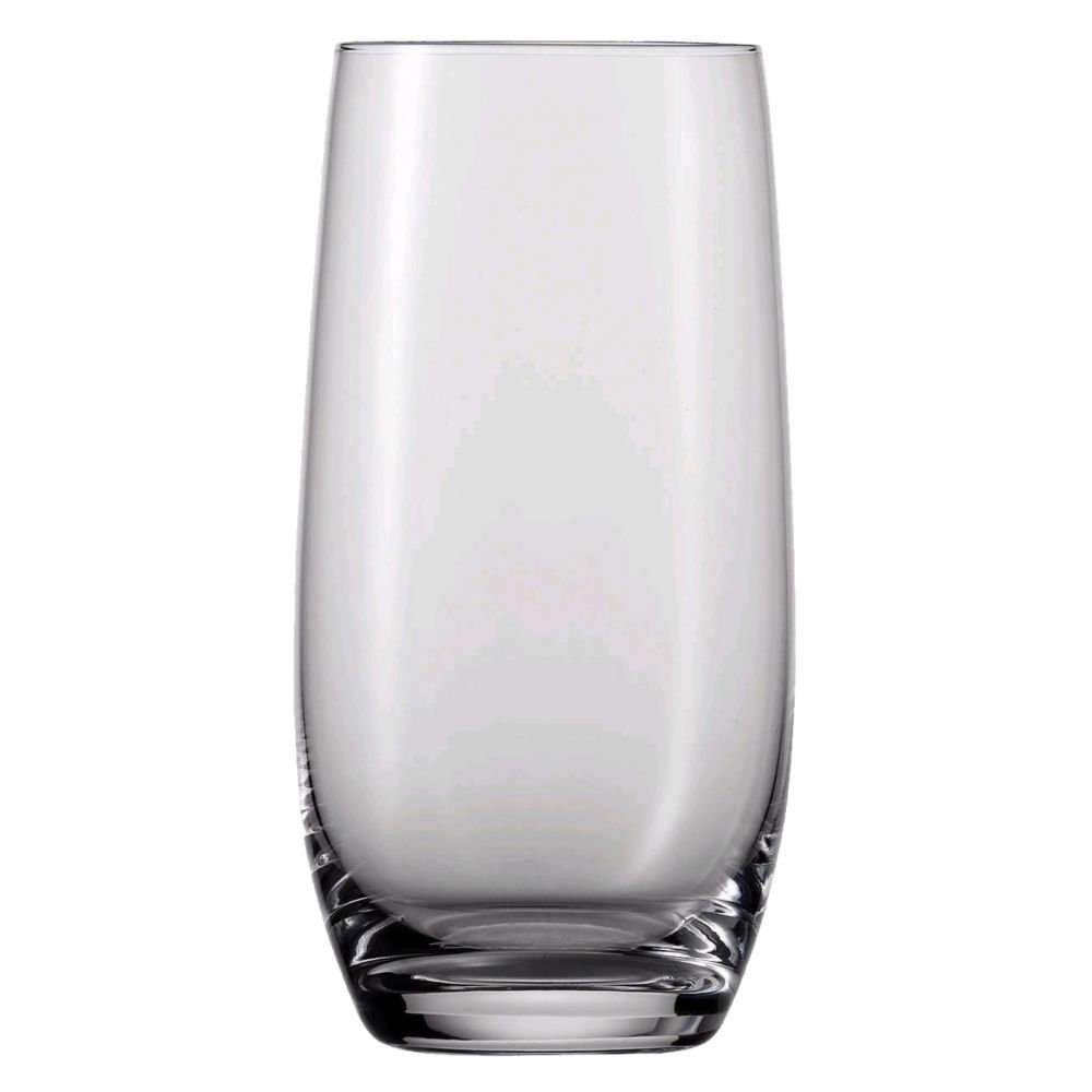 Aurora Rainbow Deluxe Highball Glasses Set of 4 Modern Colored Glassware 16 fl oz