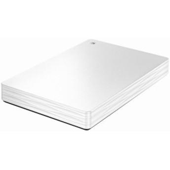 I-O DATA USB 3.1 Gen 1/2.0対応 ポータブルハードディスク 「カクうす Lite」 ホワイト 500GB HDPH-UT500WR