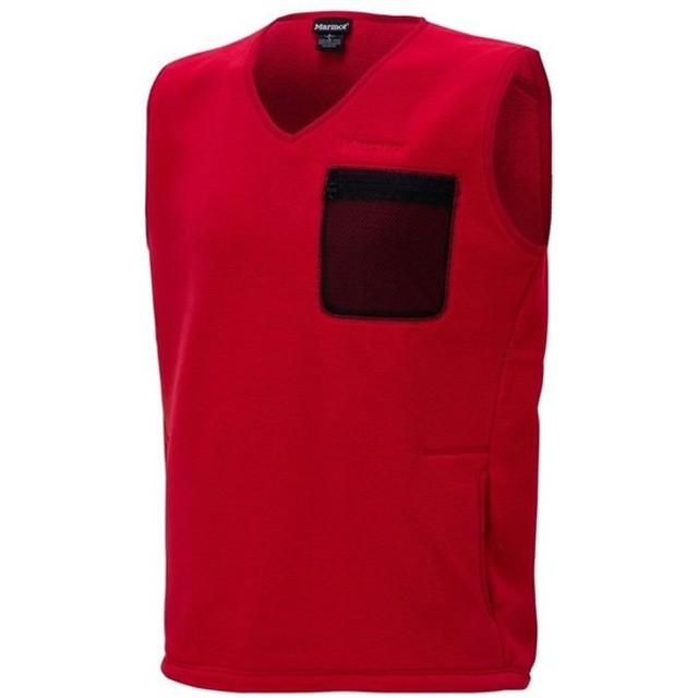マーモット 1990 Fleece Vest 1990フリースベスト メンズ TOMOJL37-TRD