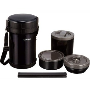 象印 大容量 保温 弁当箱 ステンレスランチジャー 【大容量お茶わん約4杯分】 SL-XE20-AD