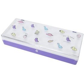 筆箱[ジューシーなMIX]プラコレ ペンケース/サウルス 恐竜 カミオジャパン 文具 かわいい グッズ 通販