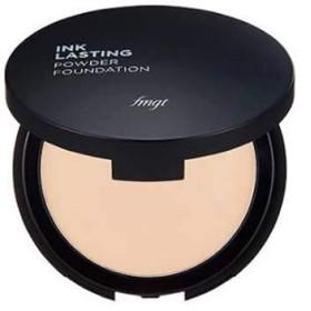 [ザ・フェイスショップ] THE FACE SHOP [インクラスティング パウダー ファンデーション 9g] (Ink Lasting Powder Foundation SPF30 PA++ 9g) [海外直送品] (V203 - Natural Beige)