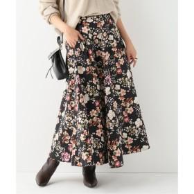 【イエナ/IENA】 【byTiMo/バイティモ 】 FLOWER スカート
