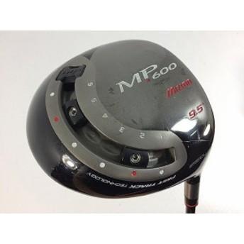 【中古ゴルフクラブ】ミズノ MP-600 ファーストトラック ドライバー マッハライン 1W