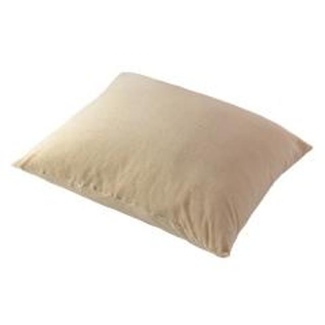 枕 ふわふわ 肩まで支えるBIGまくら 専用カバー付き 68×80cm 日本製