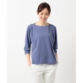 ICB(アイシービー)/Fabric Combi Jersey 七分袖カットソー