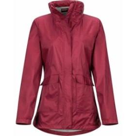 (取寄)マーモット レディース アシュベリー PreCip エコ ジャケット Marmot Women Ashbury PreCip Eco Jacket Claret