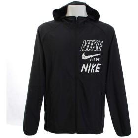ナイキ(NIKE) エッセンシャル HBR フーディ ジャケット BQ8263 010 ブラック/ホワイト S