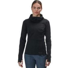 (取寄)マーモット レディース ゼニヤッタ 1/2-Zipフーデッド ジャケット Marmot Women Zenyatta 1/2-Zip Hooded Jacket Black