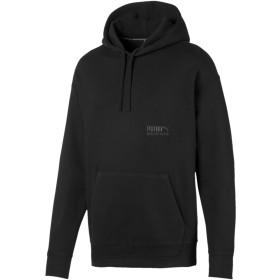 【プーマ公式通販】 プーマ HEAVY CLASSICS フーディ メンズ Cotton Black |PUMA.com
