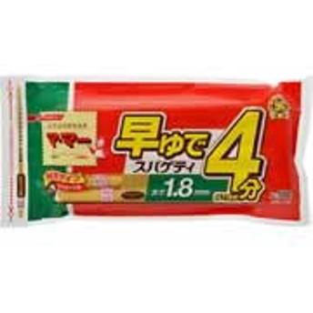 単品販売【マ・マー 早ゆで4分スパゲティ 1.8mm 結束タイプ 500g】[代引選択不可]