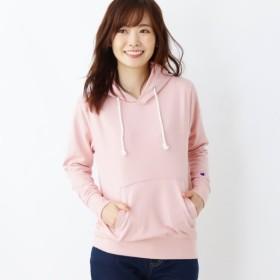 [マルイ] <Champion>裏毛パーカー/ピンクアドベ(pink adobe)