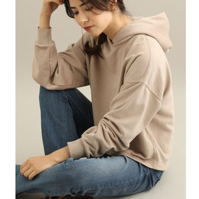 [マルイ]【セール】スエードタッチ裏毛プルオーバー/ビス(ViS)