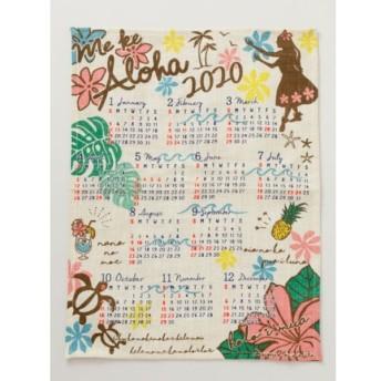 [マルイ] 【Kahiko】2020年ジュートカレンダー POP/チャイハネ(CAYHANE)