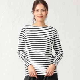 S.ESSENTIALS(エス エッセンシャルズ)/長く付き合える ボーダーロングスリーブTシャツ
