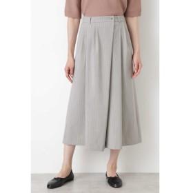 【ヒューマンウーマン/HUMAN WOMAN】 ≪Japan couture≫ トロストレッチパンツ