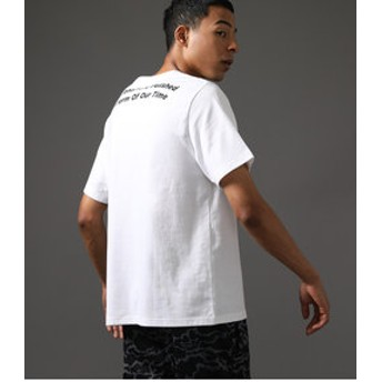 【AZUL by moussy:トップス】【MEN'S】CLUBAZUL CLUBA T-SHIRT
