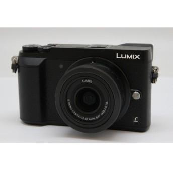 【中古】 【並品】 パナソニック LUMIX DMC-GX7MK2K-K 標準ズームレンズキット ブラック
