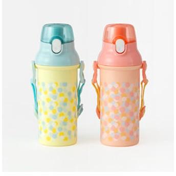 【KEYUCA:キッチン用品・調理器具】コットンドット キッズ 水筒