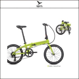 Tern ターン  20 LINK C8 SAFETY YELLOW/SILVER