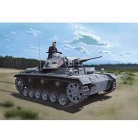 サイバーホビー 1/35 WW.II ドイツ軍 III号戦車G型 5cm砲搭載型潜水戦車【CH6773】プラモデル 【返品種別B】