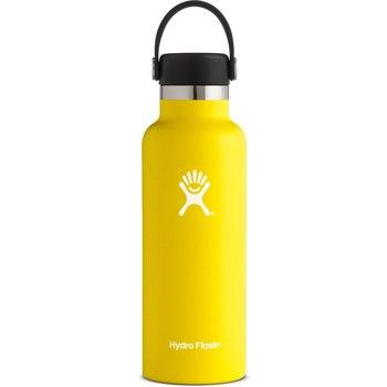 【【蘋果戶外】】Hydro Flask【標準口/532ml】檸檬黃 保溫瓶 18oz 532ml 美國不鏽鋼保溫保冰瓶 保冷保溫瓶 不含雙酚A。人氣店家蘋果戶外用品專賣店的品 牌 專 區、Hydro