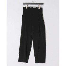 STELLA CIFFON Double cloth PT○ST419207 ブラック パンツ
