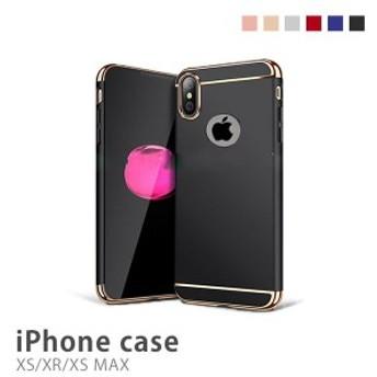 アイフォンケース iphoneケース iPhone アイフォン 6色 ブラック ゴールド ピンクゴールド シルバー レッド ブルー XRケース XSMAXケース
