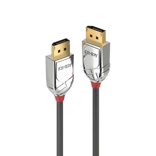 LINDY 林帝 DisplayPort 1.3版 DP公 to DP公 視訊線 3m CROMO LINE