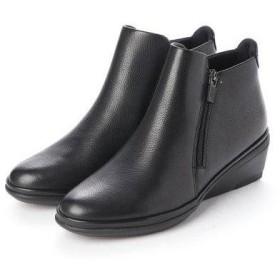 フィットフィット fitfit デュアルジップブーツ (ブラック)