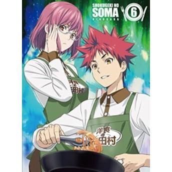 食戟のソーマ 弐ノ皿 6 (初回仕様版)Blu-ray(中古品)