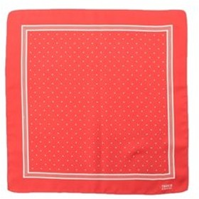 【TAKEO KIKUCHI:ファッション雑貨】ドットプリントポケットチーフ