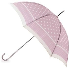 passage mignon(パサージュ ミニョン)/ドットプリント晴雨兼用長傘