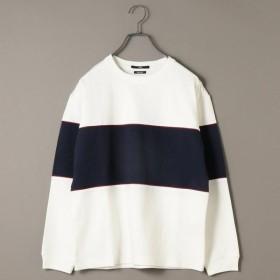 [マルイ] SU: ビッグ パネル ヘビーウエイト ロングスリーブ Tシャツ/シップス(メンズ)(SHIPS)