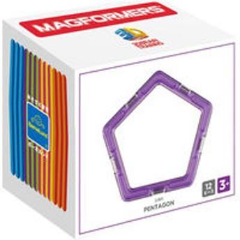ボーネルンド MF713014Jマグ・フォーマー 五角形12ピース 4541356031776(直送品)