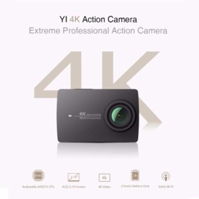 Xiaomi Xiaoyi Yi 4K アクションカメラ 2