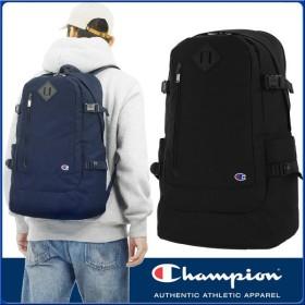 チャンピオン リュック ブラック/ネイビー 28リットル Champion ハイランドシリーズ 男子 女子 スクールバッグ 54383