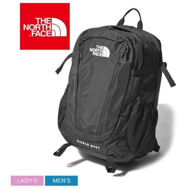 THE NORTH FACE ザ ノースフェイス バックパック シングルショット NM71903 鞄 バッグ おすすめ アウトドア ブランド