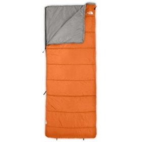 ザ ノースフェイス The North Face メンズ ハイキング・登山 寝袋 Wasatch 45 Rectangular Sleeping Bag Autumn Orange/Zinc Grey