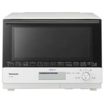Panasonic スチームオーブンレンジ NE-BS806-W