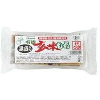 オーサワの黒豆入り有機玄米もち 6個入 - オーサワジャパン
